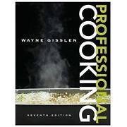 Professional Cooking Gisslen