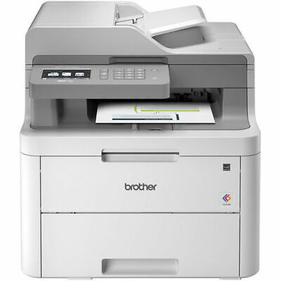 Brother MFC-L3710CW Color LED All-in-One Printer - MFCL3710C