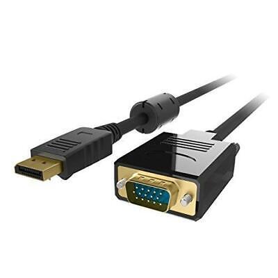 Cable Belkin de VGA a Displayport 3m negro