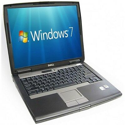 New Dell Laptop   Wifi   Dual Core   Dvd   4 Usb   Windows 7   Free Shipping