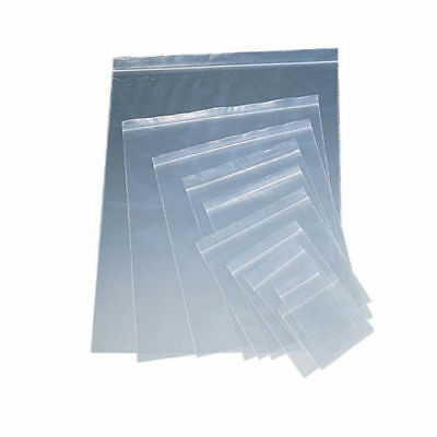 Clear 2Mil Plastic Seal Top Zip-Lock ZipLock Reclosable Poly Jewelry Bags 2 (Poly Zip Seal)
