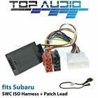 Car Audio & Video Wire Harnesses for Subaru Impreza