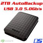 Samsung USB-Powered External Hard Disk Drives