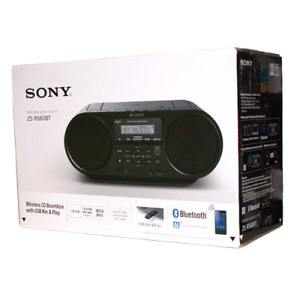 Brand New Sony Boombox With Bluetooth