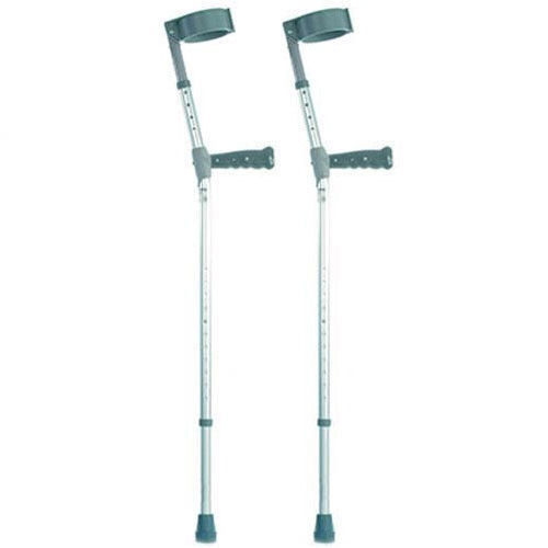 Fully adjustable elbow crutches, used but very good condition.