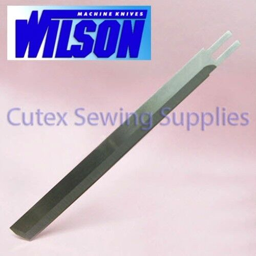 """12 Pack Wilson Brand Knives For 8"""" Eastman Straight Cutting Machine - USA Made"""