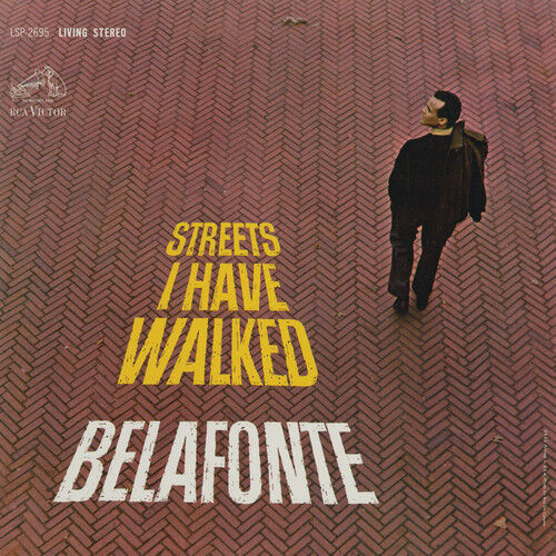 Harry Belafonte - Streets I Have Walked [New CD] Manufactured On Demand