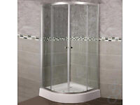 Brand New 900mm x 900mm Shower Enclosure