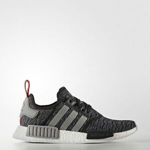 Adidas-Mens-NMD-R1-Nomad-BB2884-034-Glitch-Camo-034-Core-BLACK-grey-runner-Boost-Ultra