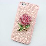 iPhone 4 Case Bling Crystal Pink