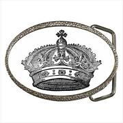 Crown Royal Belt Buckle