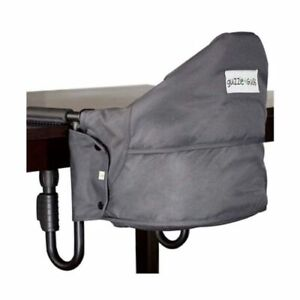 New Guzzie and Guss perch Hanging High Chair - Charcoal