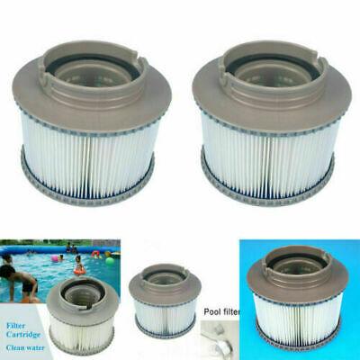 NEU 2X Ersatzfilter Filterkartuschen Filter für alle MSpa Whirlpool NetSpa Pools