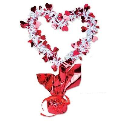 Heart Gleam N Shape Valentine Centerpiece Valentines Day Centerpieces Decoration - Valentines Day Decoration