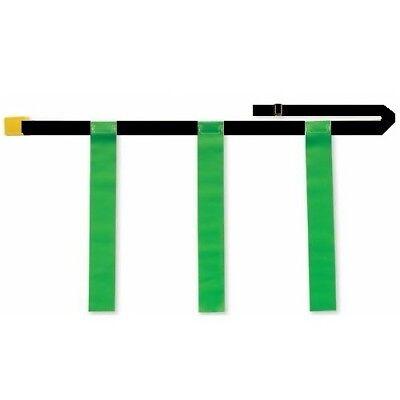 n (1) Verstellbar Flag Fußball Gürtel, Schnelle Entriegelung (Flag Football Gürtel)