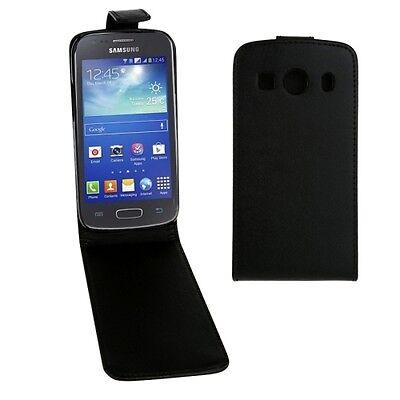 Samsung Galaxy Ace Style LTE / G357 Vertical Flip Magnetic Snap Leather Case segunda mano  Embacar hacia Mexico