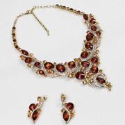 Vintage Juliana Rhinestone Necklaces