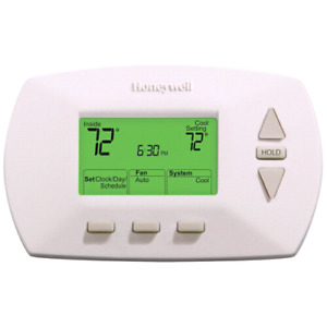 Thermostat programmable Honeywell scellé