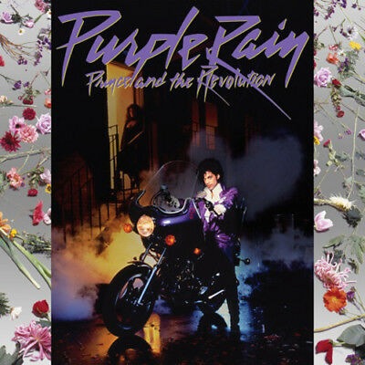 Prince   Purple Rain  New Vinyl Lp  180 Gram  Rmst