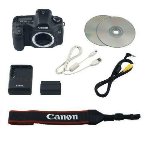 Canon EOS 5D Body OUTLET MODEL