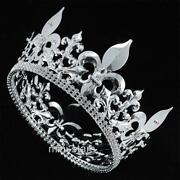 Mens King Crown