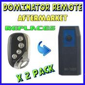 Garage Door Remote Control Dominator