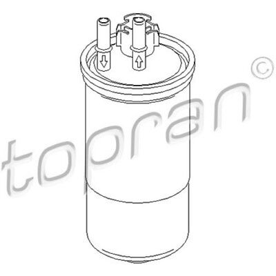 TOPRAN Original Kraftstofffilter - 302 132 - Ford Mondeo
