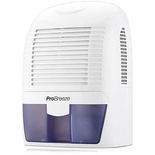 Pro Breeze Electric Mini Dehumidifier, 2200 Cubic Feet , Com