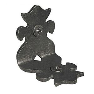 """Nuvo Iron 2"""" Ornamental Rafter Clips RC2 (1.5"""" x 1.95"""") 12pcs"""