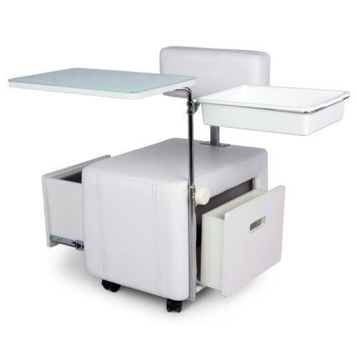 Portable nail table ebay for Mobile manicure table