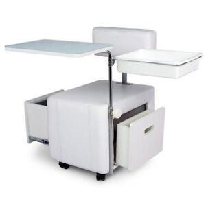 Portable table ebay for Folding nail table