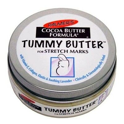 Palmers Cocoa Butter Tummy Butter 125g for Stretch Marks during/after (Cocoa Butter For Stretch Marks During Pregnancy)