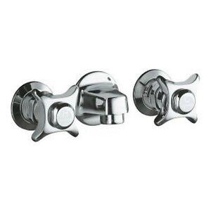 Kohler K 8052 Cp Triton Shelf Back Lavatory Faucet With