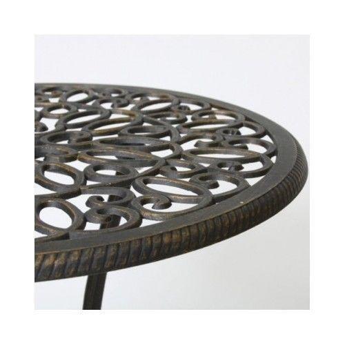 Cast Iron Patio Table Ebay