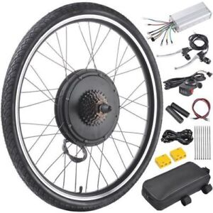 Electric Bicycle Motor Conversion Kit 48V 1000W