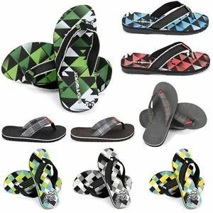 MENS-URBAN-BEACH-SUMMER-SANDALS-OLDER-BOYS-CASUAL-FLIP-FLOPS-MULES-SHOES-SIZE