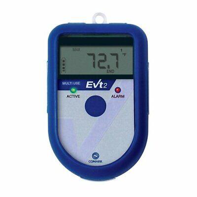 Comark Evt2 Multi-use Temperature Data Recorder Logger