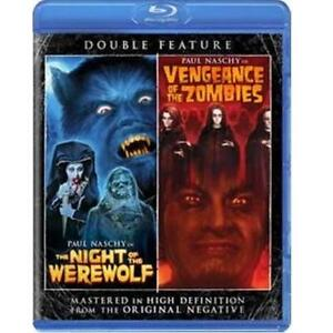 NEW BLU-RAY WEREWOLF/ZOMBIES COMBO MOVIES 47707089