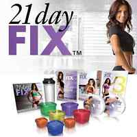 21 Day Fix Program Brand New lose 15 lbs in 21 days