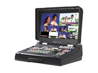 Datavideo HS-1200 HD 6 Channel Portable Production Studio - Brand New