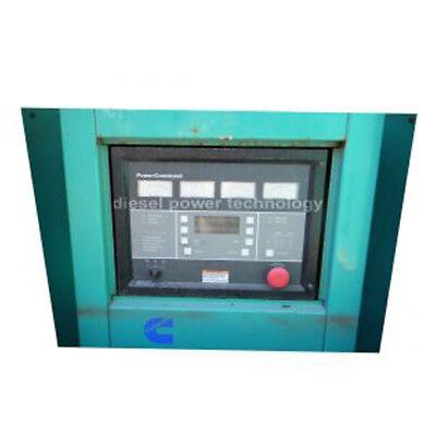 Onan 500 Odf W Electronic Panel Remanufactured Diesel Engine Generator