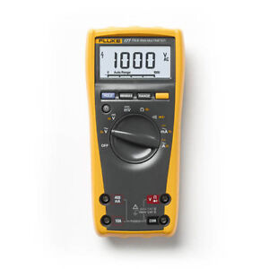 Fluke 177 True RMS Digital Multimeter with Backlight, (177/ESFP) - NEW