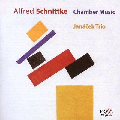 Janacek Trio & Alfred Schnittke - Schnittke Chamber Music [Sacd]