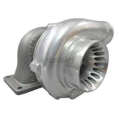 CXRacing Stage III Ceramic Ball Bearing GT35 GT3582R Turbo Charger T4 600+ HP