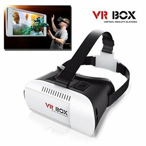 **Reduced** VR BOX Version 3D VR Virtual Reality Headset Glasses Edmonton Edmonton Area image 5