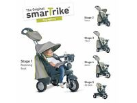 The smarTrike Explorer 5-in-1 tricycle brand new unopened RRP £100