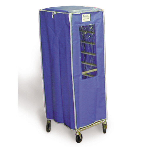 Bakery Rack Cart Cover Medium Duty, Refrigerator/Freezer