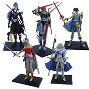 Final Fantasy Action Figures