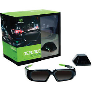 nVidia 3D Vision Kit Wireless Stereoscopic 3D Glasses