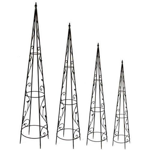 iron trellis  garden structures  u0026 fencing